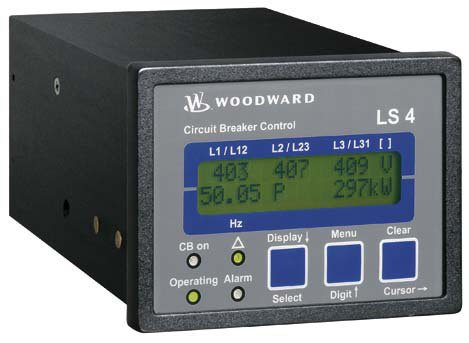 Egcp-2 woodward